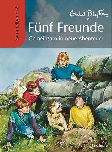 9783809426509: Fünf Freunde. Sammelband 2: Gemeinsam in neue Abenteuer