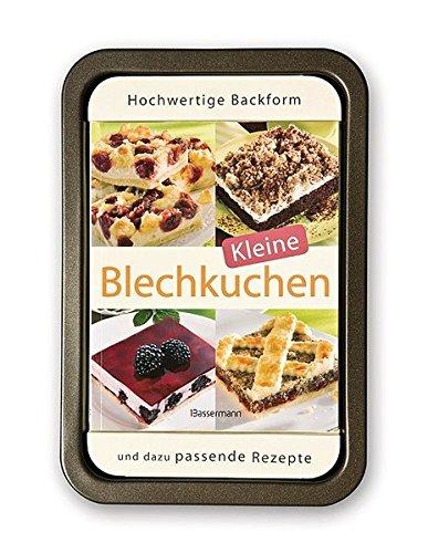 Kleine Blechkuchen plus Backblech