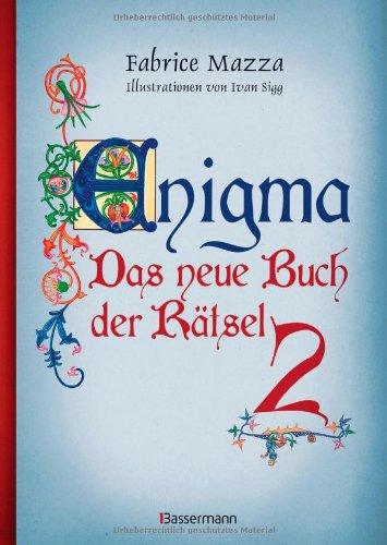 9783809428336: Enigma 02: Das neue Buch der Rätsel