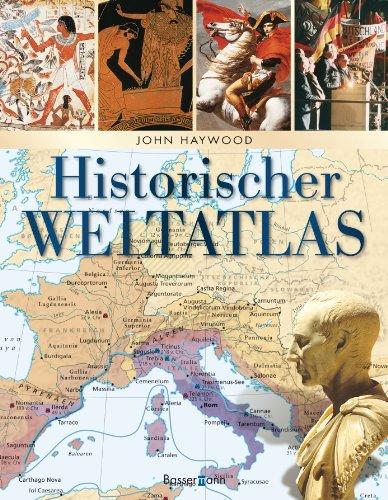 Historischer Weltatlas: Haywood, John