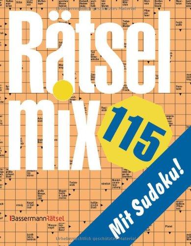 Rätselmix 115 by Krüger, Eberhard: Eberhard Krüger