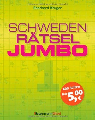 9783809429876: Schwedenr�tseljumbo 1