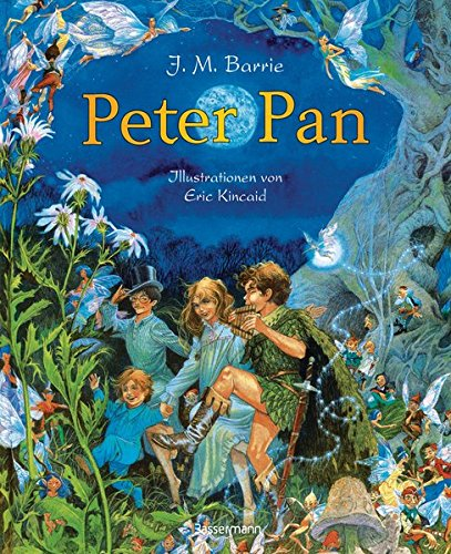 peter pan and j m barrie Peter pan is a fictional character created by scottish novelist and playwright j m barriea free-spirited and mischievous young boy who can fly and never grows up, peter pan spends his never-ending childhood having adventures on the mythical island of neverland as the leader of the lost boys, interacting with fairies, pirates, mermaids.