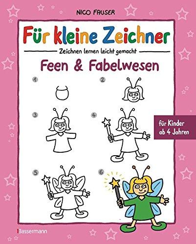 9783809432043 Fur Kleine Zeichner Feen Und Fabelwesen Zeichnen