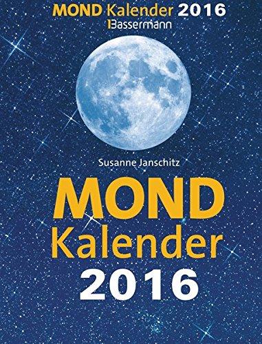 9783809434504: Mondkalender 2016