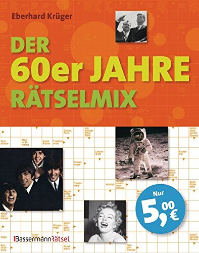 9783809435105: Themenrätsel Die 60er Jahre