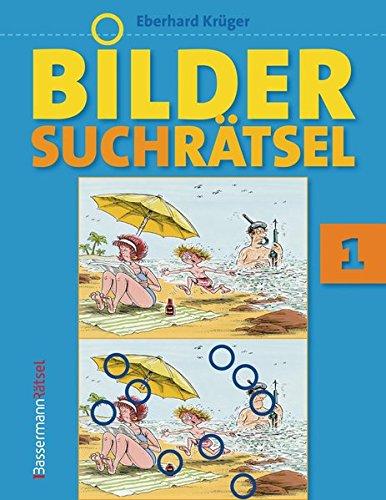 Bildersuchrätsel. Bd.1 (Hardback): Eberhard Krüger