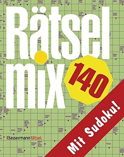 Rätselmix. Bd.140: Mit Sudoku! (Paperback): Eberhard Krüger