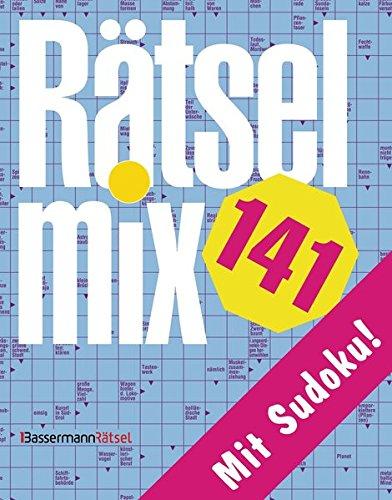 Rätselmix. Bd.141: Mit Sudoku! (Paperback): Eberhard Krüger