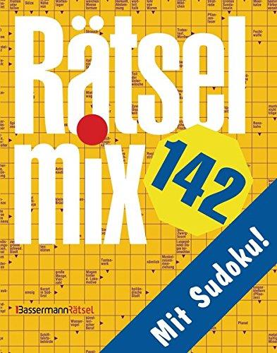 Rätselmix. Bd.142: Mit Sudoku! (Paperback): Eberhard Krüger