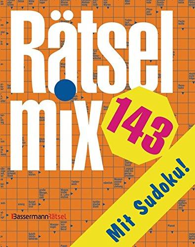 Rätselmix. Bd.143: Mit Sudoku! (Paperback): Eberhard Krüger