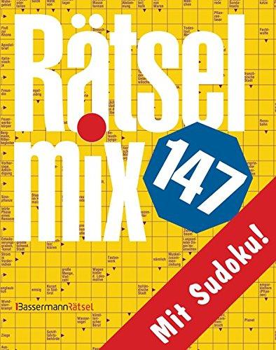 Rätselmix. Bd.147: Mit Sudoku! (Paperback): Eberhard Krüger