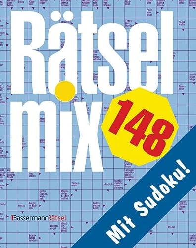 Rätselmix. Bd.148: Mit Sudoku! (Paperback): Eberhard Krüger