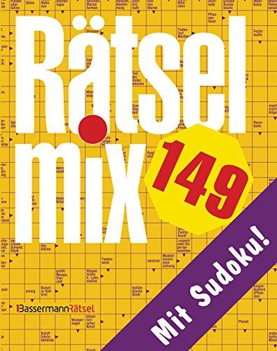 Rätselmix. Bd.149: Mit Sudoku! (Paperback): Eberhard Krüger