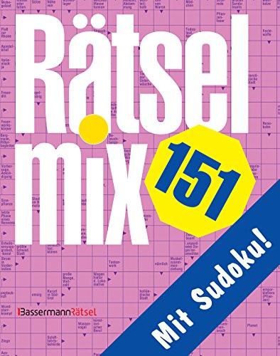 Rätselmix. Bd.151: Mit Sudoku! (Paperback): Eberhard Krüger