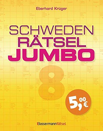 9783809437475: Schwedenrätseljumbo 8