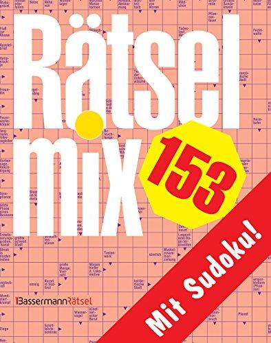 Rätselmix 153 (Paperback): Eberhard Krüger