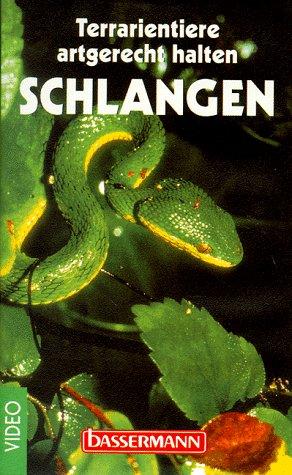9783809470526: Schlangen [Alemania] [VHS]