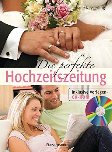 9783809480297: Die perfekte Hochzeitszeitung
