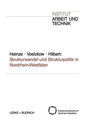 9783810009838: Strukturwandel Und Strukturpolitik in N
