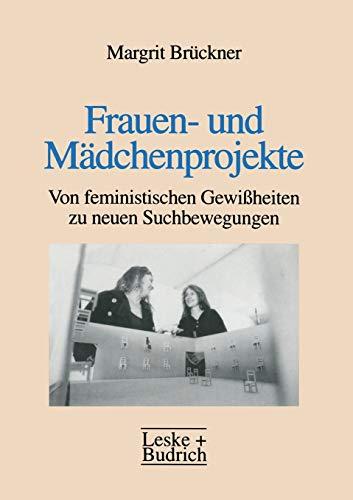 Frauen- und MädcheBrückner, Margritnprojekte - Von feministischen: Brückner, Margrit