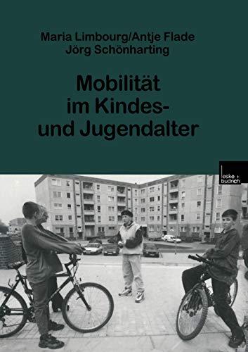 9783810023964: Mobilität im Kindes- und Jugendalter (German Edition)