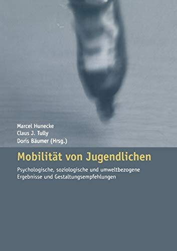 Mobilit?t von Jugendlichen: Marcel Hunecke
