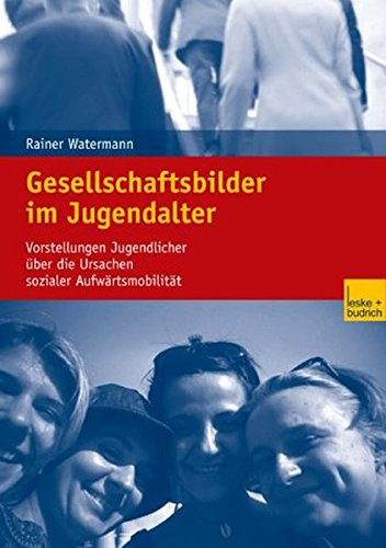 9783810037978: Gesellschaftsbilder Imâjugendalter