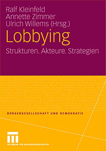 Lobbying: Ralf Kleinfeld