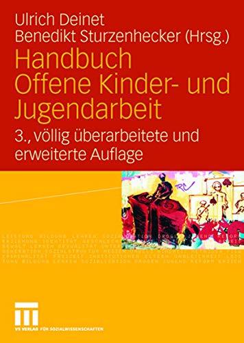 9783810040770: Handbuch Offene Kinder- und Jugendarbeit