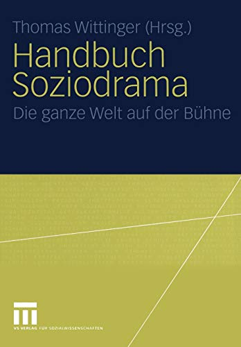 9783810040916: Handbuch Soziodrama
