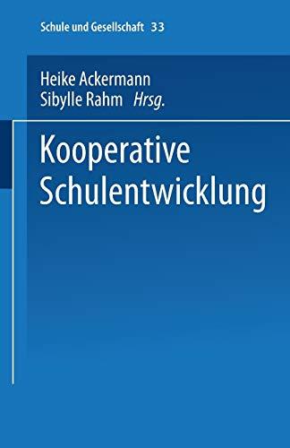 9783810041036: Kooperative Schulentwicklung (Schule und Gesellschaft)