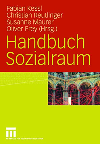 9783810041418: Handbuch Sozialraum