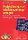 9783810101310: Projektierung von Niederspannungsanlagen