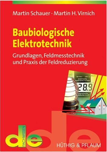 9783810101679: Baubiologische Eletroinstallation.