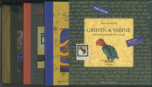 9783810503565: Griffin und Sabine. Der komplette Briefwechsel