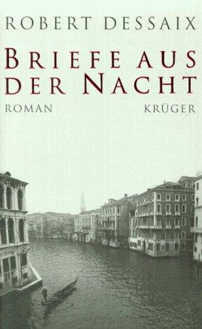 9783810504395: Briefe aus der Nacht. Roman