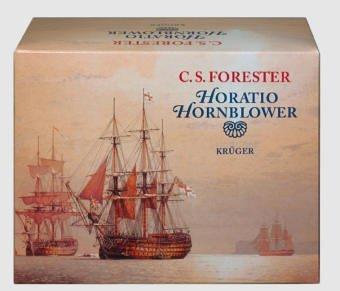 9783810506504: Horatio Hornblower, 11 Bde.
