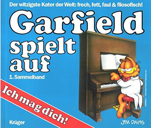 9783810507525: Garfield spielt auf. Sammelband I