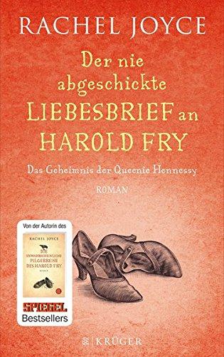 9783810521989: Der nie abgeschickte Liebesbrief an Harold Fry: Das Geheimnis der Queenie Hennessy