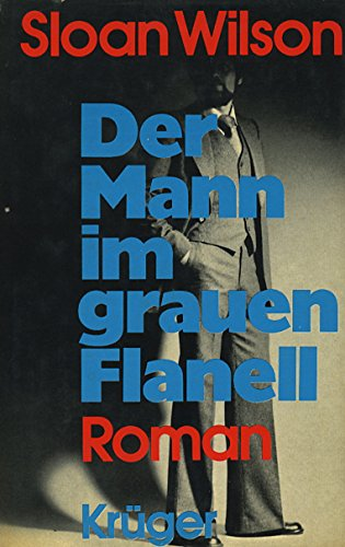 9783810523044: Der Mann im grauen Flanell. Roman