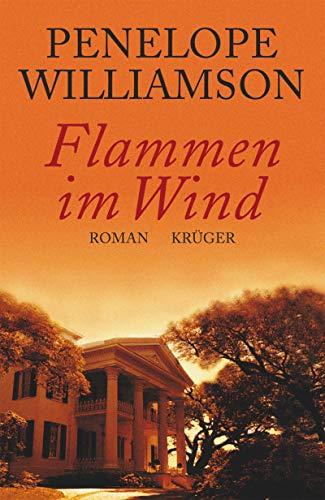 9783810523426: Flammen im Wind.