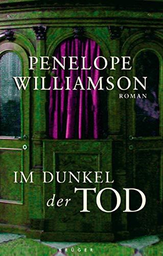 9783810523600: Im Dunkel der Tod: Roman