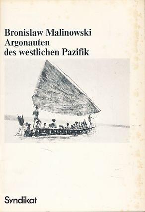 9783810800688: Argonauten des westlichen Pazifik