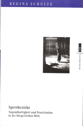 Sperrbezirke [Paperback] by Regina Schulte