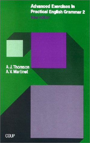 9783810923233: Advanced Exercises in Practical English Grammar, Bd.2