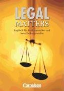 9783810923370: Legal Matters