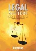 9783810923370: Legal Matters: Englisch für Rechtsanwalts- und Notarfachangestellte