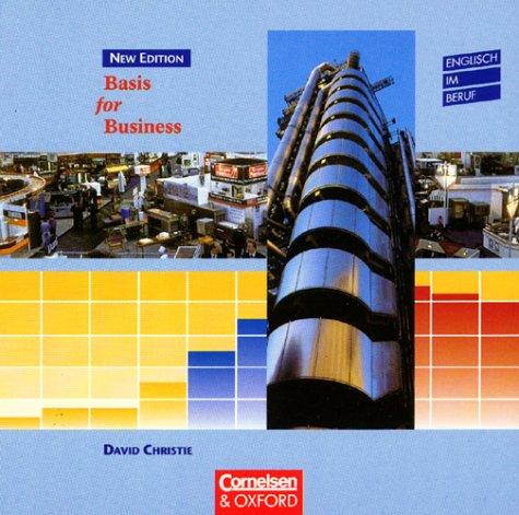 9783810923509: Basis for Business, New Edition, 2 Audio-CDs zum Kursbuch