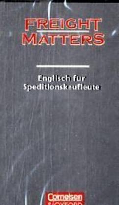 Freight Matters, 1 Cassette zum Schülerbuch: Susan Lau